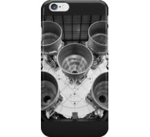 Saturn V Power iPhone Case/Skin