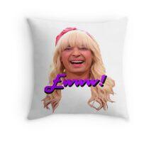 Jimmy Fallon Ewww Throw Pillow