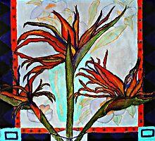Bird of Paradise by Carol Berliner