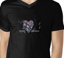 CURRENT EXPERIENCE Mens V-Neck T-Shirt