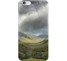 Moving Towards Lillehammer iPhone Case/Skin