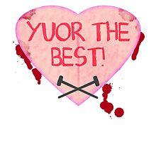 Yuor The Best, Hunter! by latenitemedia
