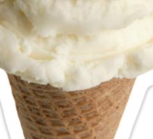 Ice Cream Cone Sticker