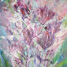 Lilies on Lilies by Susan Duffey