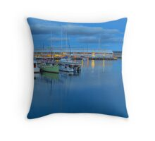 Hobart  Throw Pillow
