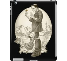 Monster Hug iPad Case/Skin