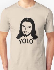 Jesus YOLO T-Shirt