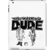 The Walking Dude iPad Case/Skin