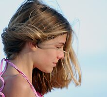 Portrait of a Young Girl by noffi