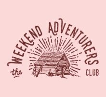 Weekend Adventurers Club Kids Clothes
