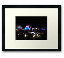 It Was All Started By A Mouse Framed Print