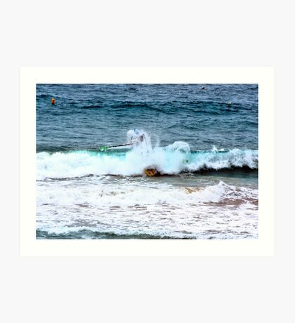 Fairhaven SLSC Surf Carnival (2) Art Print