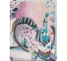 STILL LIFE WITH WINE MAN(C1995) iPad Case/Skin