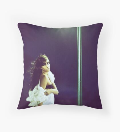 Take Back This Moment Throw Pillow