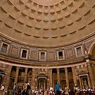 Pantheon - Rome by Andre Gascoigne