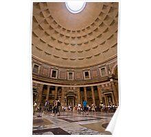 Pantheon - Rome Poster
