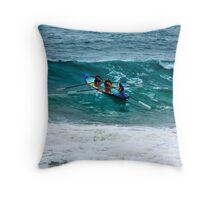 Fairhaven SLSC Surf Carnival (3) Throw Pillow