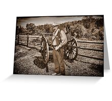 ....*☆.¸.☆*'The Wild Wild West....*☆.¸.☆*' Greeting Card