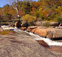 Hovea Falls - another angle by georgieboy98