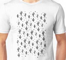 Cactus Noir Unisex T-Shirt