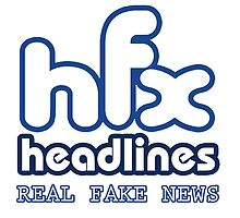HFX Headlines - Pretend To Wear The Truth by hfxheadlines