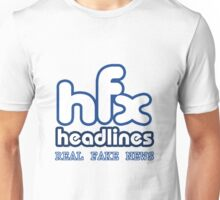 HFX Headlines - Pretend To Wear The Truth Unisex T-Shirt