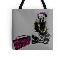 Wild Style Bear Tote Bag