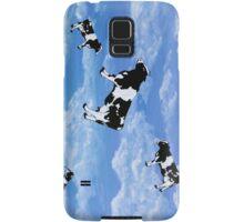 Falling Cows Samsung Galaxy Case/Skin