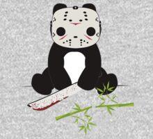 Machete Wielding Panda  by Numnizzle