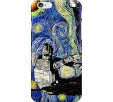 Starry Night versus the Empire iPhone Case/Skin