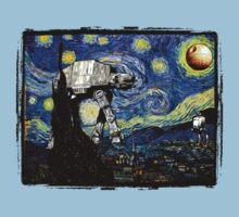 Starry Night versus the Empire Kids Clothes