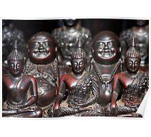 Buddhas Poster