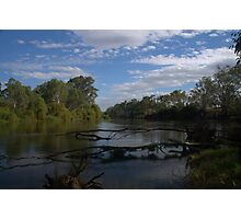 Murray River Photographic Print