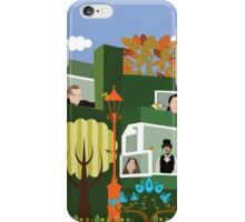 Neighbors iPhone Case/Skin