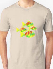 SOMETHING FISHY'S GOIN' ON AROUND HERE Unisex T-Shirt