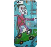 untitled (skater) iPhone Case/Skin