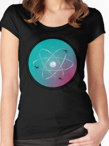 Atomic Formation Women's Fitted Scoop T-Shirt