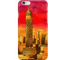 Cairo heat iPhone Case/Skin