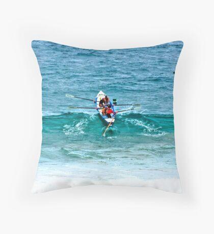 Fairhaven SLSC Surf Carnival (7) Throw Pillow