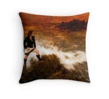 Take Charge Throw Pillow