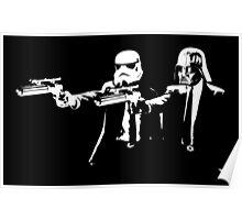 "Darth Vader - Say ""What"" Again! Version 3 Poster"