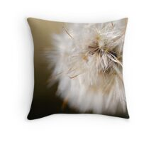 Nature's fluff Throw Pillow