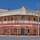 Hotel, Ganmain, NSW,  Australia by Adrian Paul