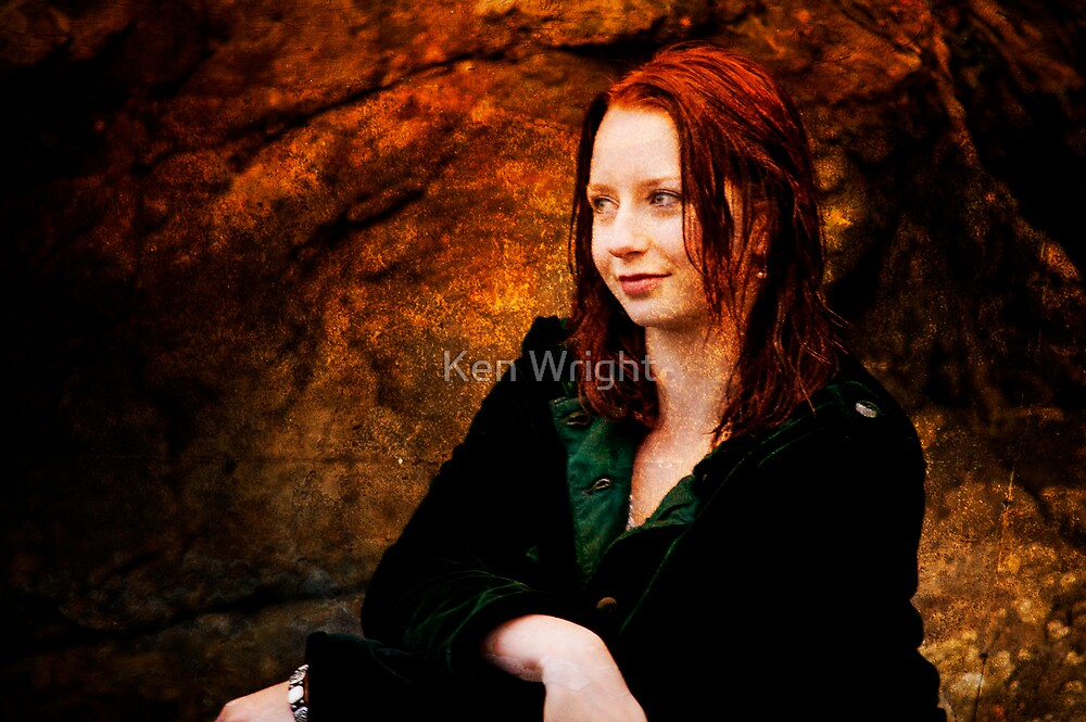 Christie Wright by Ken Wright