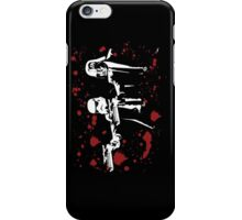 "Darth Vader - Say ""What"" Again! Version 3 (Blood Splatter) iPhone Case/Skin"