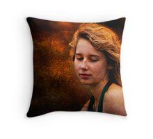 Zoe de B Throw Pillow