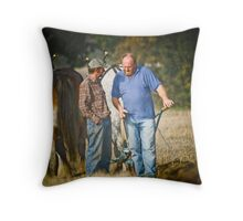 Even More Chit Chat Throw Pillow