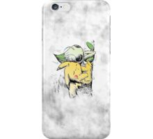 Pokemon 4ever: Pikachu & Celebi iPhone Case/Skin