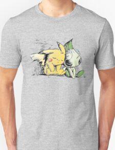 Pokemon 4ever: Pikachu & Celebi T-Shirt