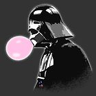 Bubblegum bubble - Vader Style by KAMonkey